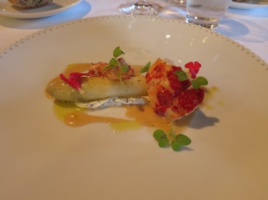 La Table d'Anjou : another wonderful dish