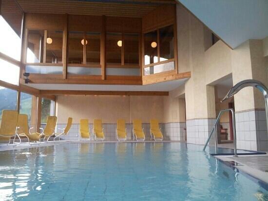 Adler Adelboden: la piscine