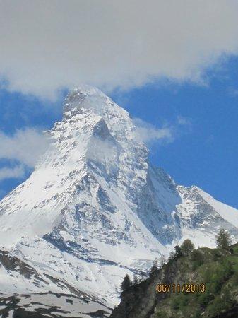 Hotel Chesa Valese : Matterhorn