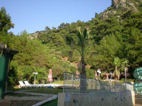 Mersoy Exclusive Aqua Resort: doğa ile iç içe