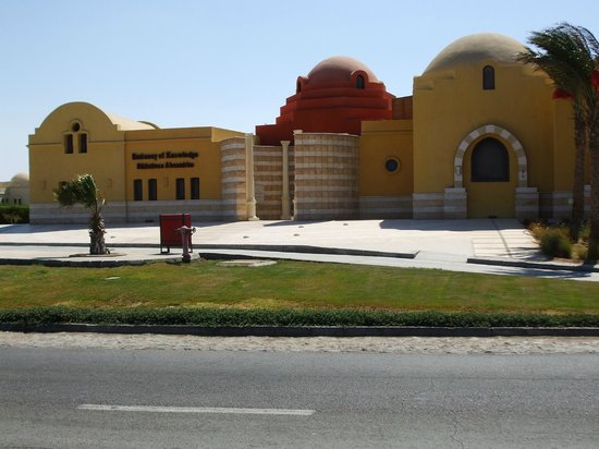 Bibliotheca Alexandrina El Gouna
