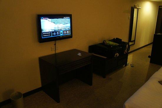 โรงแรมเบย์วิว: Flat screen TV