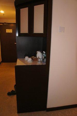 โรงแรมเบย์วิว: Coffee/Tea making facilities