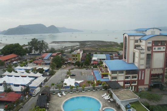 Bayview Hotel Langkawi: View from the room