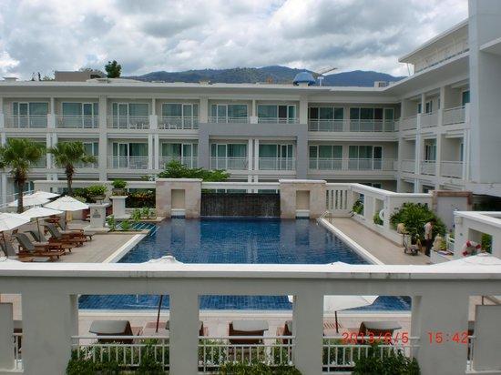 Kantary Hills, Chiang Mai: 窓外
