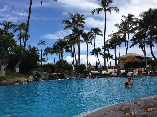 The Westin Maui Resort & Spa : Westin Resort and Spa - Lahaina, Maui, Hawaii