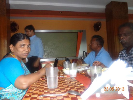 Hotel Shreesh: DINING