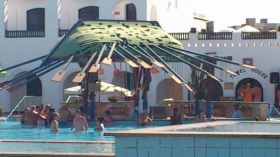 Arabella Azur Resort: Poolbar