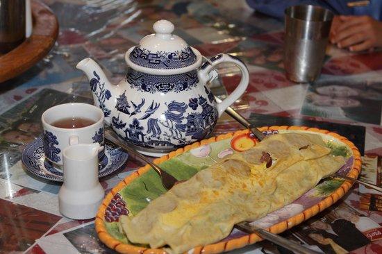 Le Barn Appetit Inn & Creperie: Crepe du Jour