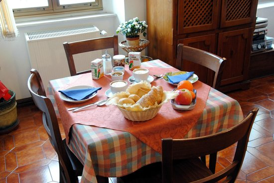 Advantage Accommodation Affittacamere: Colazione gratuito-Free breakfast