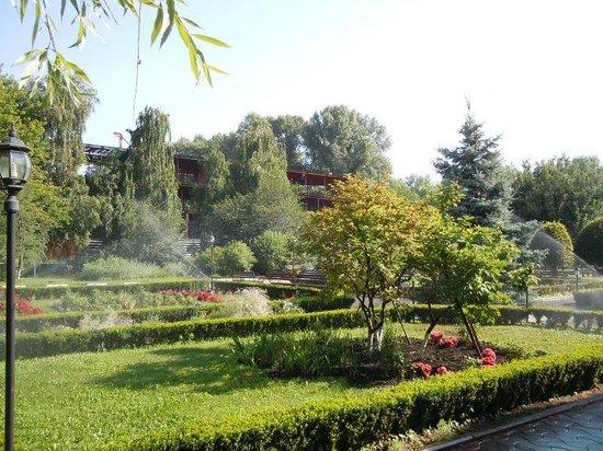 Hotel Chervona Kalina : Пакровая зона