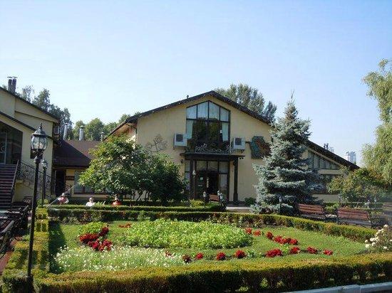Hotel Chervona Kalina : Вид на отель