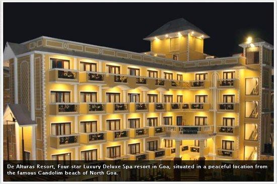 De Alturas Resort Goa Candolim Hotel Reviews Photos