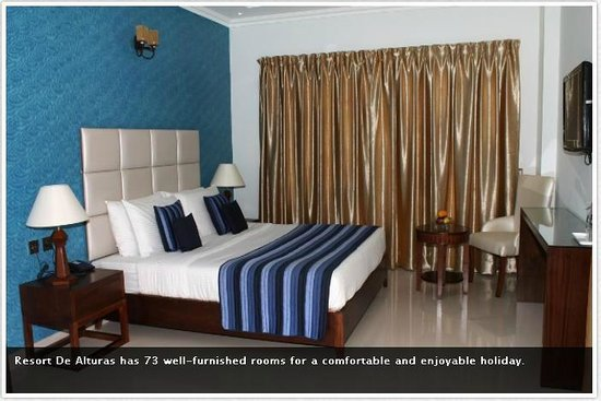 De Alturas Resort: Rooms