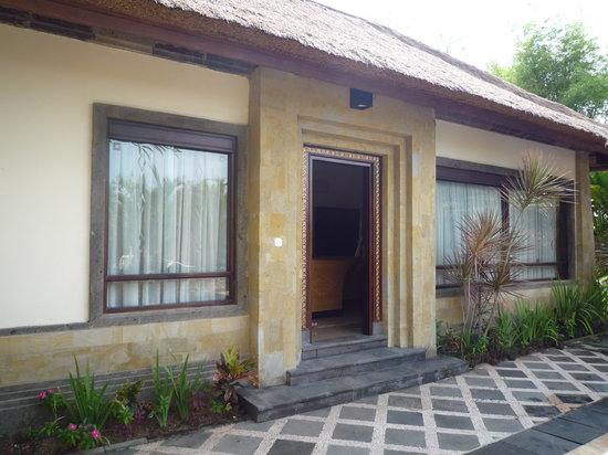 The Grand Bali Nusa Dua: コテージ