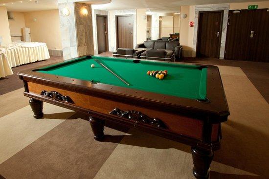 Hotel Wilga: Pool
