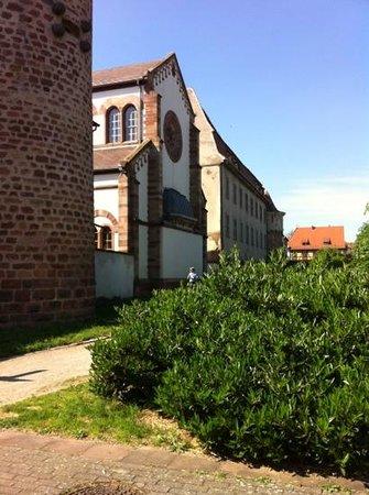 Parcours Historique d'Obernai