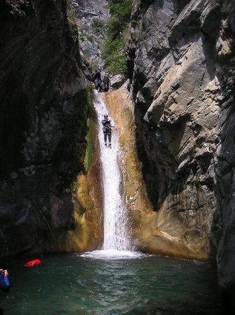 LesGeckos : Canyon Maglia
