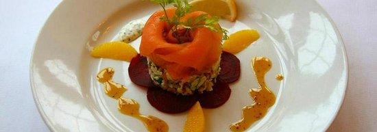 Argyll and Bute, UK: Salmon