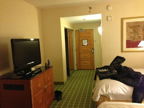 Bethesda North Marriott Hotel & Conference Center: Bedroom