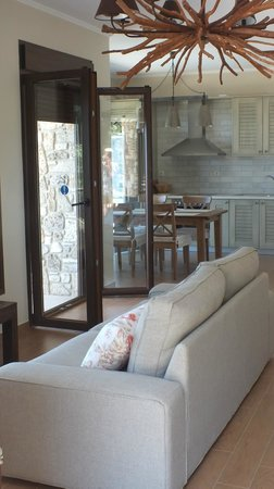Apolis Villas: lounge