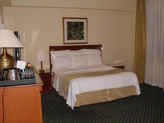 Armenia Marriott Hotel Yerevan: La chambre 345