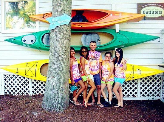 Hilton Head Outfitters: our crew
