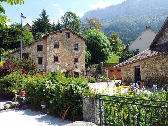 Hôtel le Marronnier : Vue - voisinage