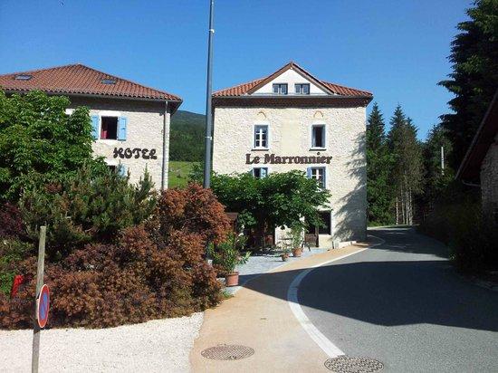 Hotel le Marronnier: Hotel