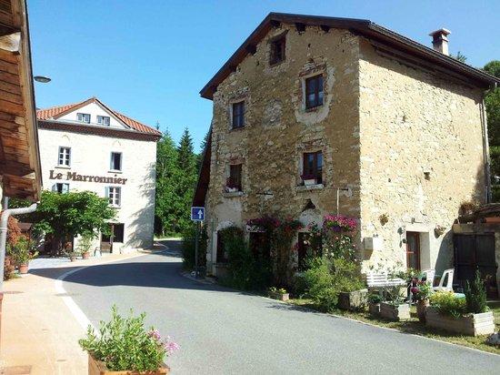 Hôtel le Marronnier : hotel