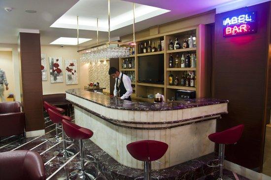 Abel Hotel Istanbul: LOBBY BAR