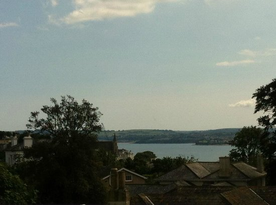 The Albaston: Sea Views (from 3 of our bedrooms)