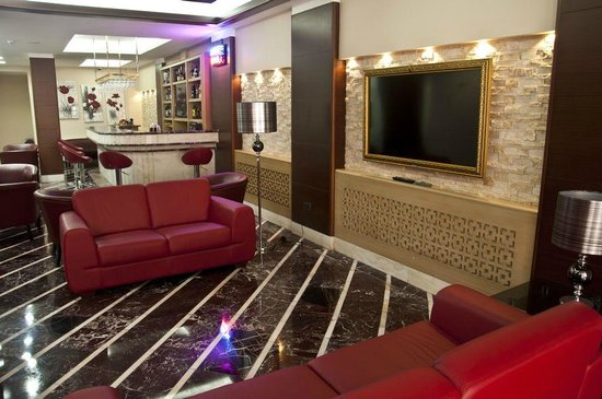 Abel Hotel Istanbul: LOBBY