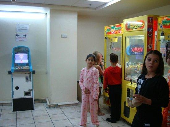 Holitel Siesta Eilat All Inclusive: Игровая