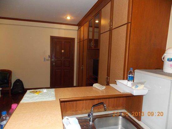 Patumwan House : Room