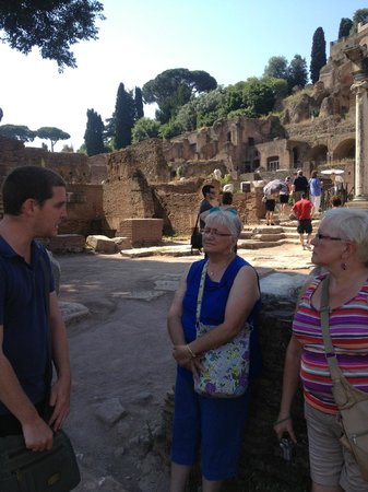 Rome With Jimmy - Day Tour: Deep in History