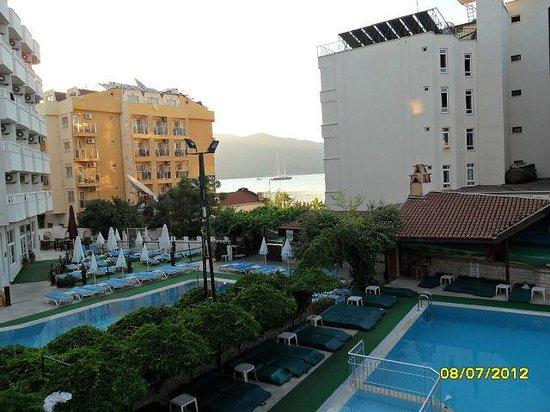 Aegean Park Hotel: otel goruntu
