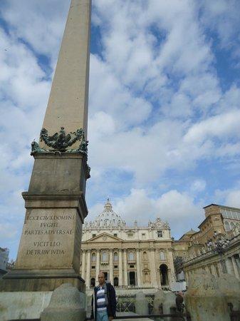 Residence Villa Tassoni: St. Peter's Basillica