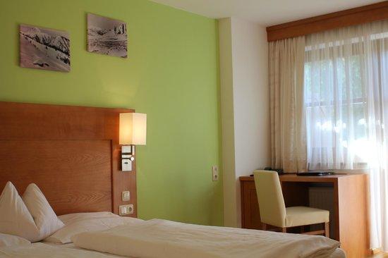Hotel Dorfer: Doppelzimmer
