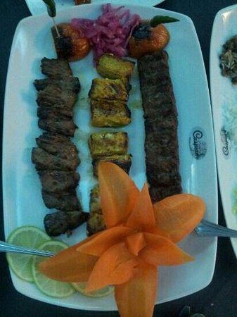 Caspian Persian Cuisine