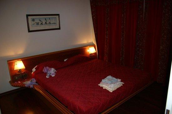 Le Quai Des Princes : Una delle camere