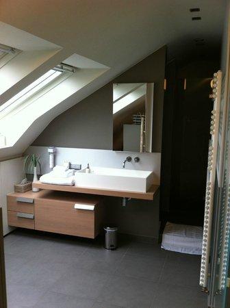B&B Au Grenier: Salle de bain