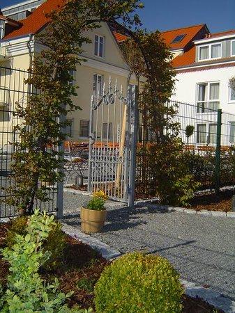 """Hotel """"Kyp Yachthafen Residenz"""" in Wiek auf Rügen"""