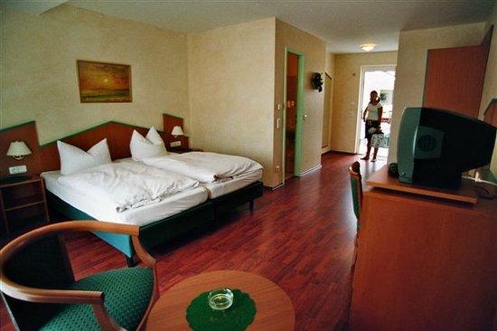 """Komfort Doppelzimmer im """"Kyp Yachthafen Residenz"""""""