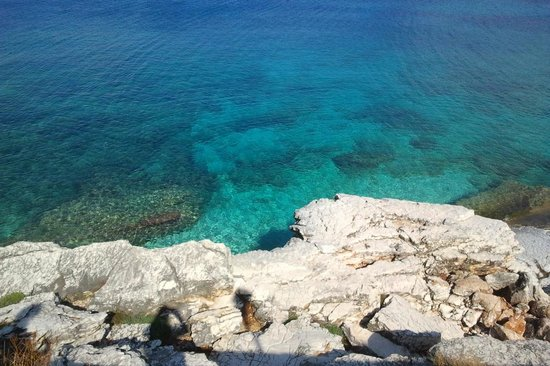 The Seasons of Nickolas: Agia Efemia, perfect for swimming around the bay