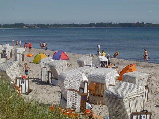 KYP Yachthafen Residenz: zum größten Natursandstrand der Insel sind es nur 5 Autominuten