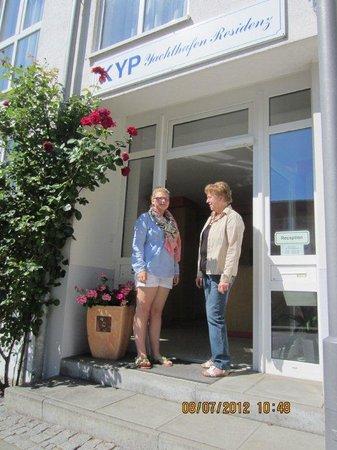 KYP Yachthafen Residenz: Wir wollen, dass Sie sich wohl fühlen!