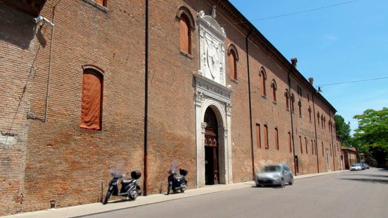 Palazzo Schifanoia (Palazzo della Gioia): Palazzo Schifanoia...