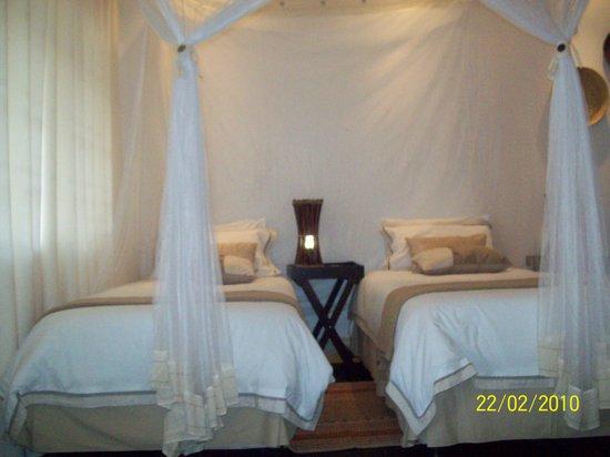 Damfela Eco Lodge: Bedroom