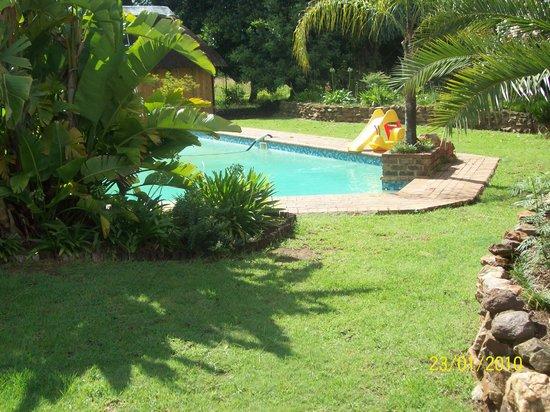 Damfela Eco Lodge: Garden